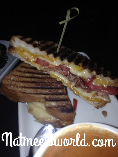 ipic grilled cheese