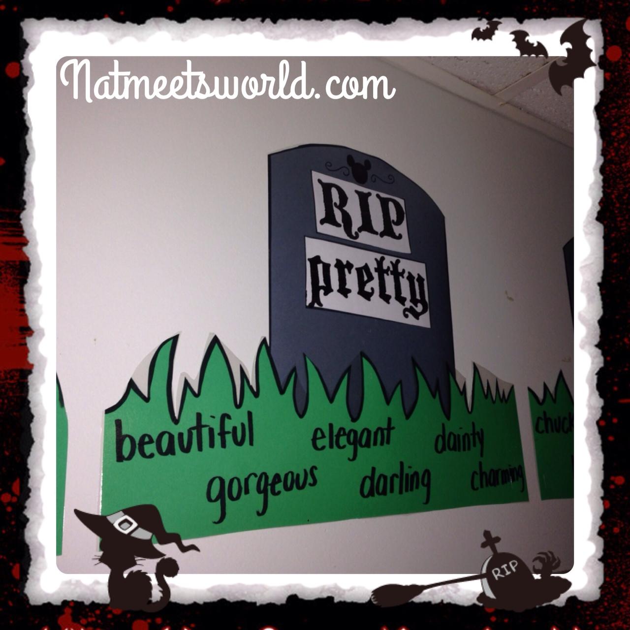 Graveyard Of Dead Words Nat Meets World