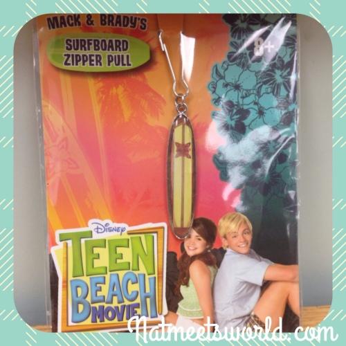 teenbeachmoviesurfboardzipperclip