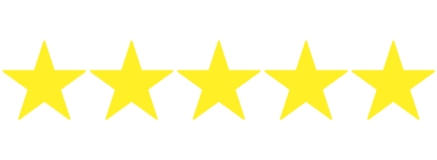 5 out of 5 stars