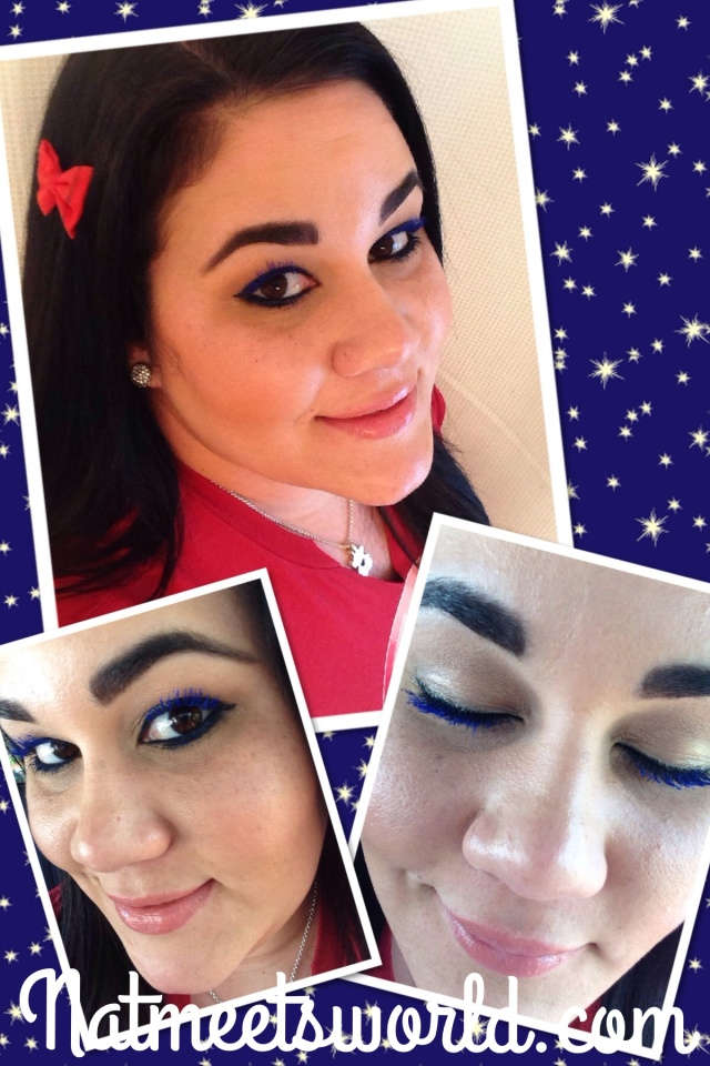 captain america makeup