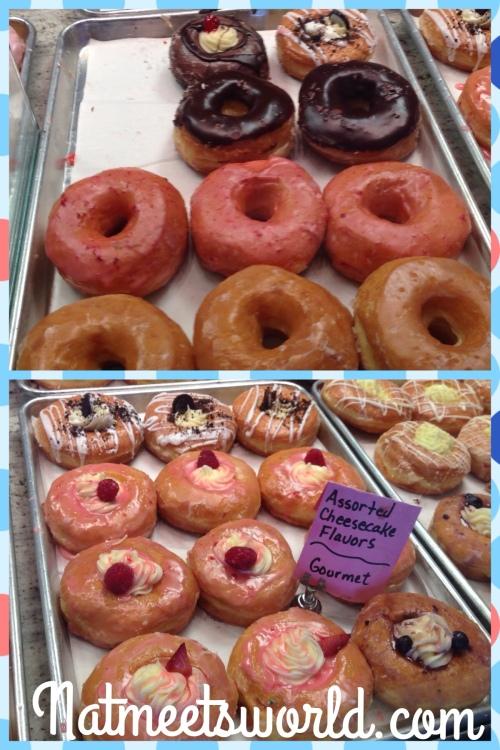 mojo cheesecake donuts