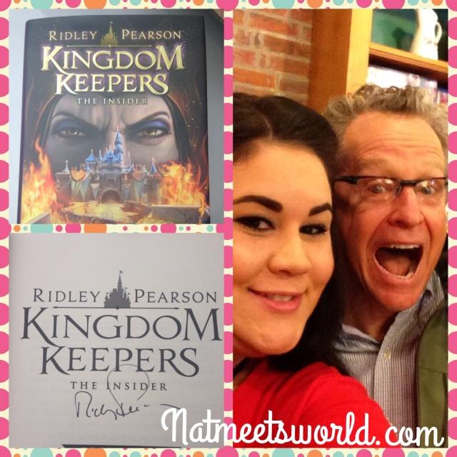ridley pearson kk 7 tour