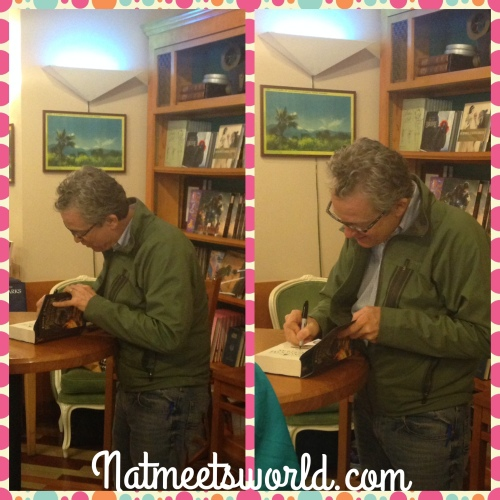 ridley pearson signing