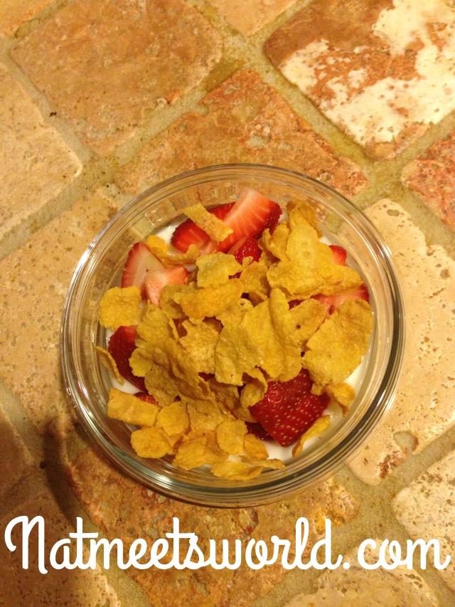yogurt finished
