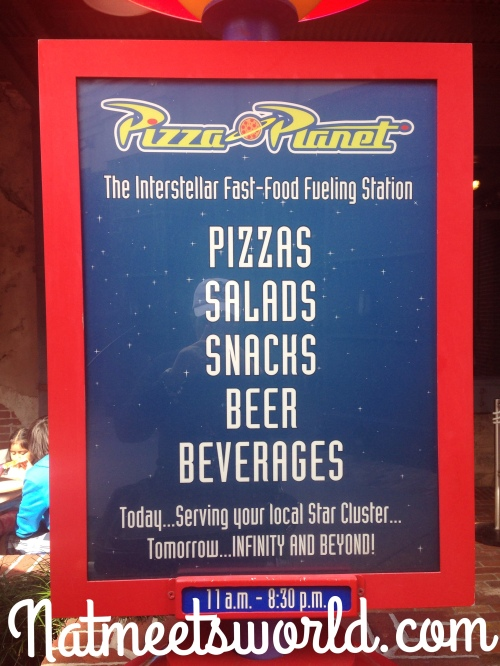 pizza planet hours