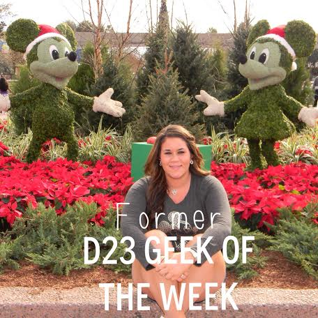 d23 geek of the week