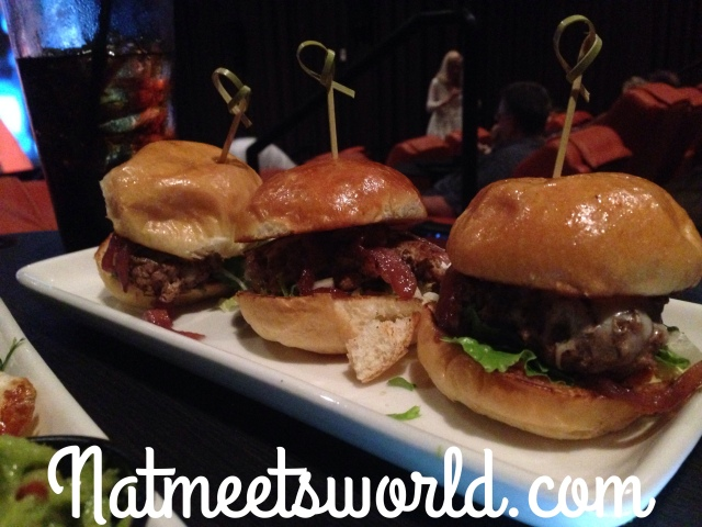The turkey burgers are out of this world!  A must try!