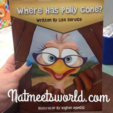 where has polly gone?