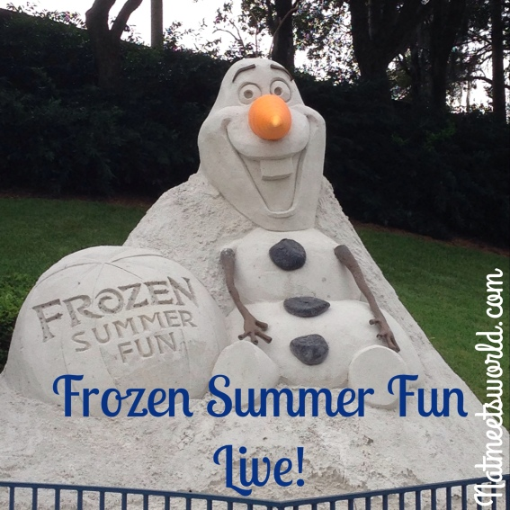 frozen summer fun review