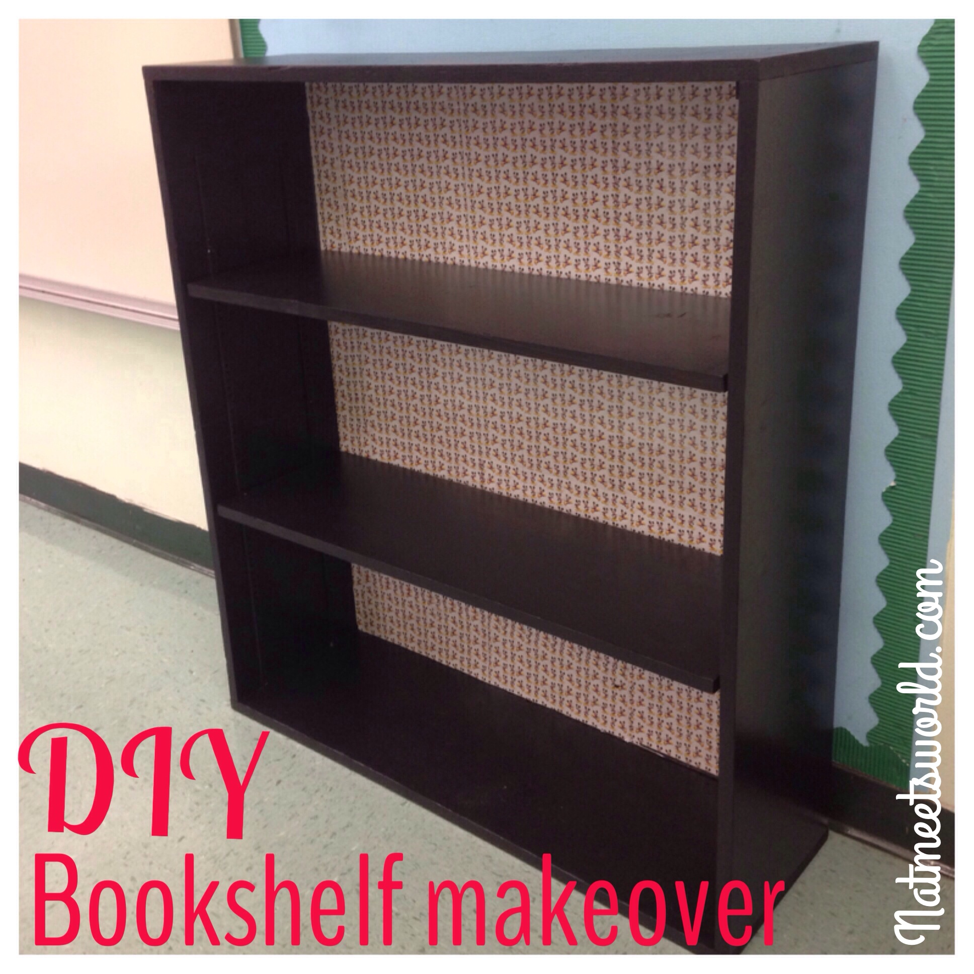 Bookshelf Filing Cabinet Take Your Bookshelf And Filing Cabinet From Drab To Fab Nati