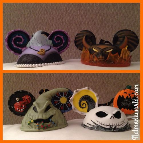 mickey ear ornaments