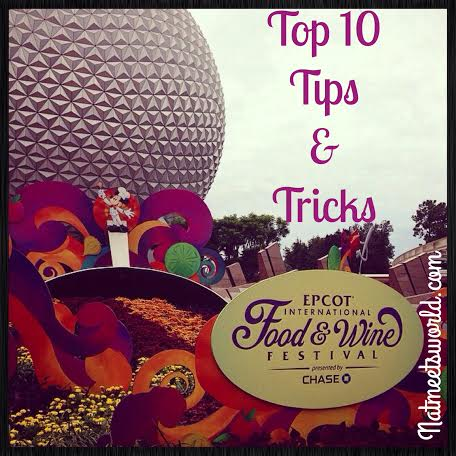 top 10 food and wine festival