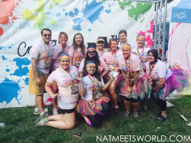 color run group