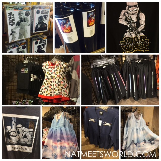 Check out some of the adorable ladies merchandise!
