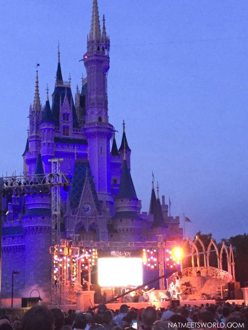 Night of Joy castle