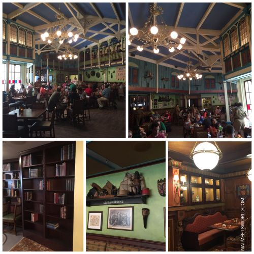 skipper canteen interior