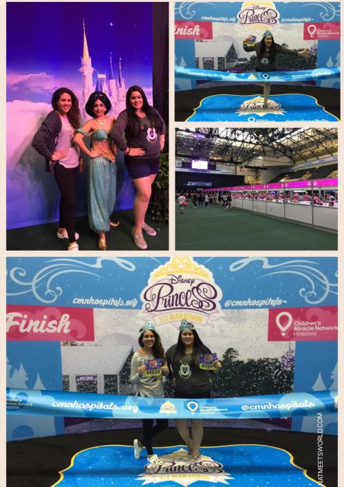 rundisney expo pictures