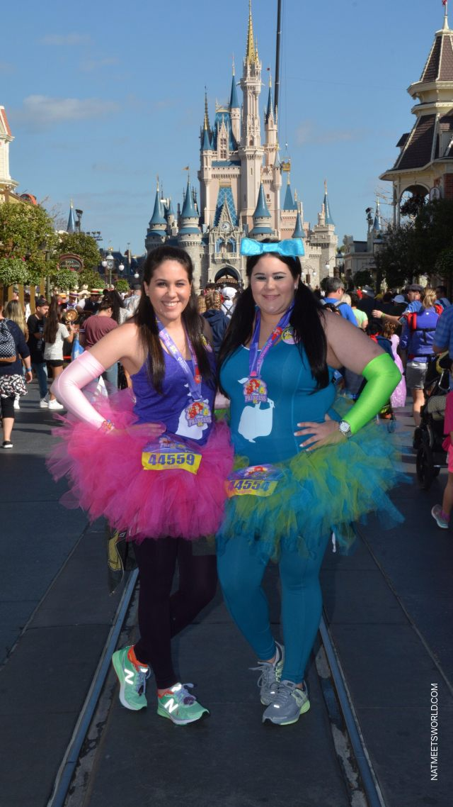 rundisney princess 5k outfit