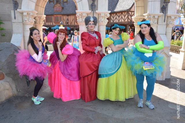 rundisney step sisters