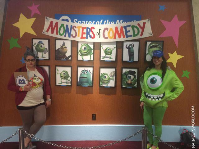 MNSSHP Monsters Laugh Floor